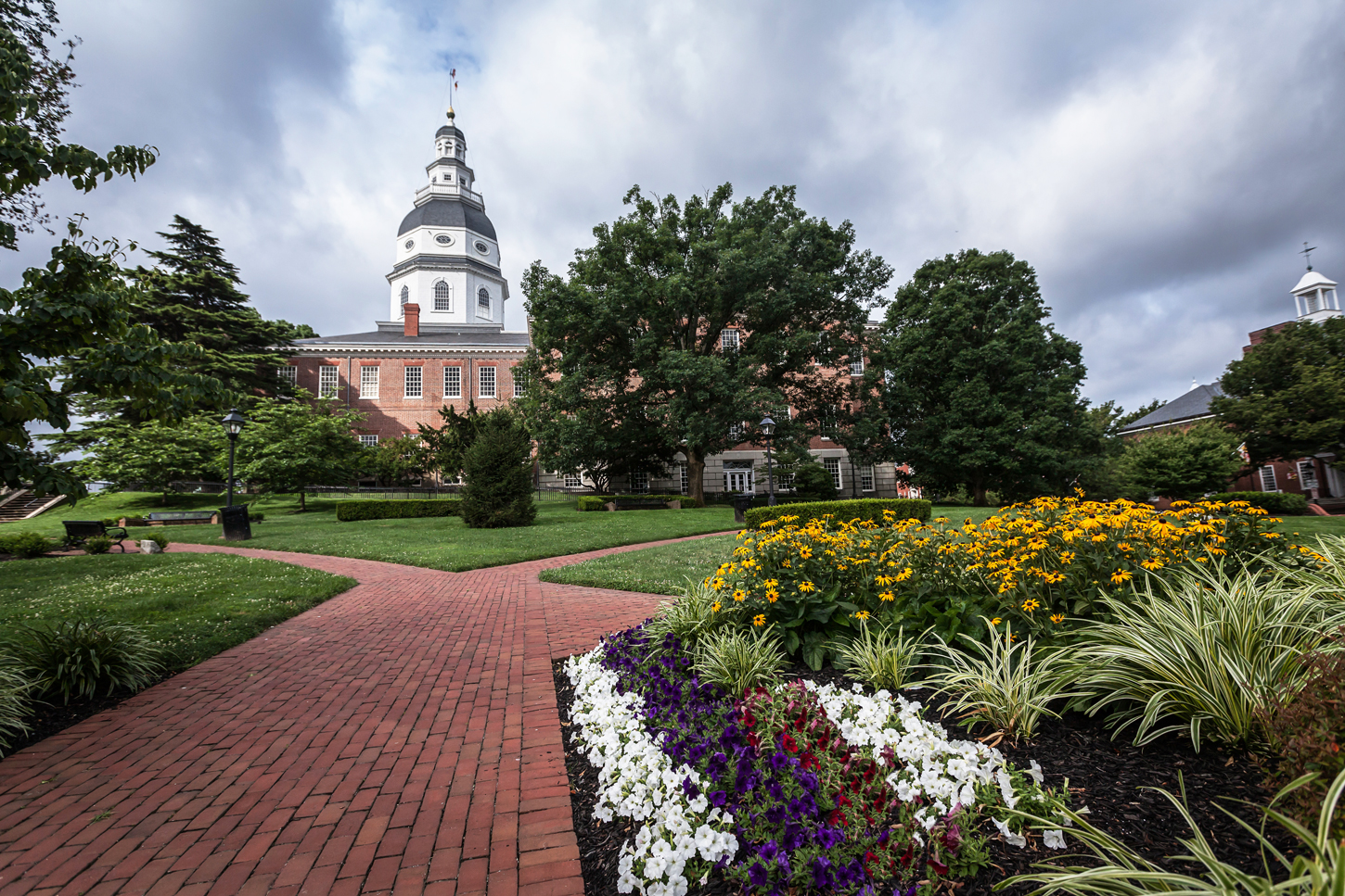 State House Circle - Annapolis, MD